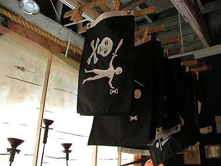 pirate store at 826 Valencia