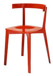 Coco Chair, in red