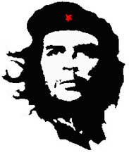 Che Guevara, subject of The Motorcycle Diaries